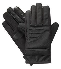 Isotoner Signature Men's smarTouch® Matrix Gloves
