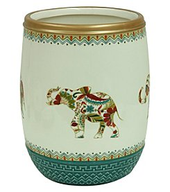 Bacova™ Guild Boho Elephant Wastebasket
