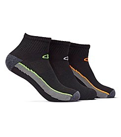 Champion Men's 3-Pack Training Ankle Socks