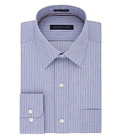 Tommy Hilfiger® Men's Long Sleeve Regular Fit Dress Shirt