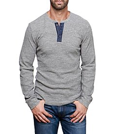 Lucky Brand® Men's Long Sleeve Thermal Henley