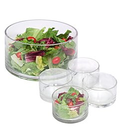 Artland® Simplicity 5-pc. Salad Set