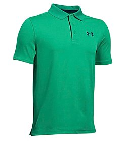 Under Armour® Boys' 8-20 Performance Polo Shirt