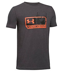 Under Armour® Boys' 8-20 Whitetail Short Sleeve Tee