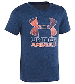 Under Armour® Boys' 2T-4T Big Logo Tee