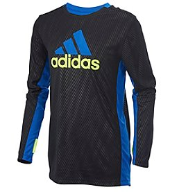 adidas® Boys' 8-18 Helix Vibe Training Tee