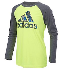 adidas® Boys' 8-18 All Sport Logo Tee