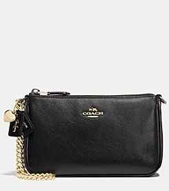 COACH SELENA GOMEZ WRISTLET IN COLORBLOCK