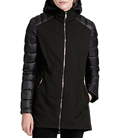 Calvin Klein Performance Softshell Walker Coat