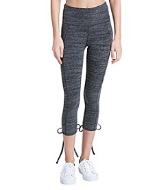 Calvin Klein Performance Ballet Strap Cropped Leggings