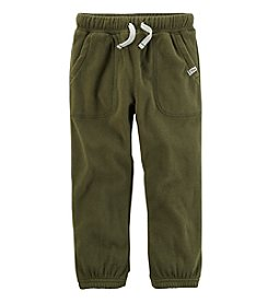 Carter's Boys' 2T-4T Cinched Fleece Pants
