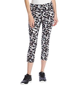 Exertek Print Lattice Endurance Cropped Leggings