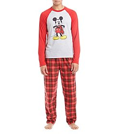 Briefly Stated Men's Mickey Mouse Pajama Set