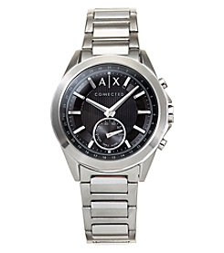 A|X Armani Exchange Connected Men's Stainless Steel Watch
