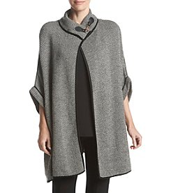 Cejon V Stretch Knit Riding Cape