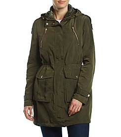 BCBG 3-in-1 Systems Hooded Anorak Coat