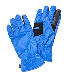 Isotoner Signature Men's SmarTouch Packable Gloves