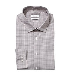 Calvin Klein Men's Long Sleeve Dress Shirt