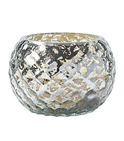 Artisan Silver Mercury Candle