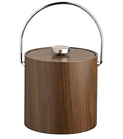 Kraftware Woodcraft  3-Qt. Ice Bucket with Bale Handle