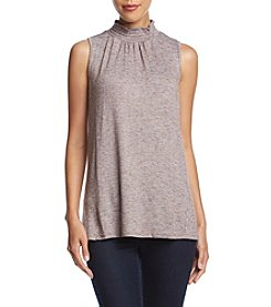 Cupio Mockneck Sweater Top