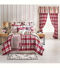 Laura Ashley® Cranberry Cottage Bedding Collection