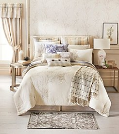Laura Ashley® Natural Willow Bedding Collection