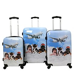 Chariot® Pilots 3-Piece Luggage Set