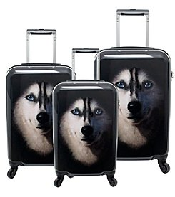 Chariot® Husky 3-Piece Luggage Set