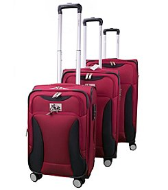Chariot® Madrid 3-Piece Luggage Set