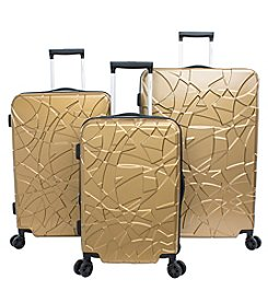 Chariot® Crystal 3-Piece Luggage Set