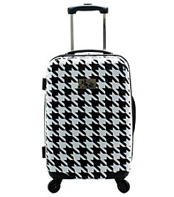 Chariot® Houndstooth 20'' Carry-On