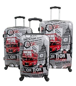 Chariot® London 3-Piece Luggage Set
