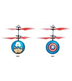 Marvel™ Captain America IR UFO Ball Helicopter
