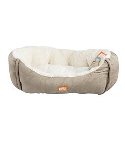 Animal Planet® Stone Suede Pet Bed
