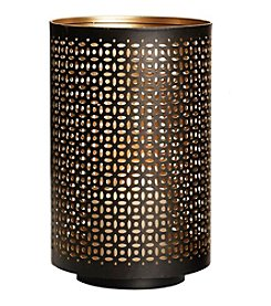 Elements Luminary Metal Candle Holder