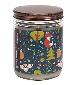 Wood Essence™ 9.5-oz. Fireside Memories Jar Candle