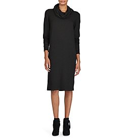 Lauren Ralph Lauren Cowl Neck Dress