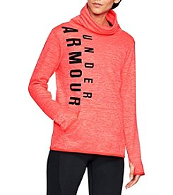 Under Armour Cowl Neck Fleece Pullover