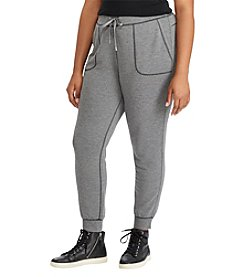 Lauren Ralph Lauren Plus Size Athletic Pants