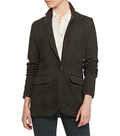 Lauren Ralph Lauren Plaid Jacket