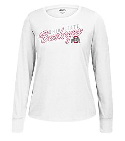 J. America NCAA® Ohio State Buckeyes Women's Ohio State Essential Shirt