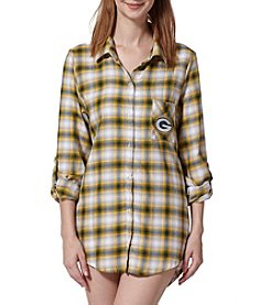 College Concepts NFL® Green Bay Packers Women's Forge Night Shirt