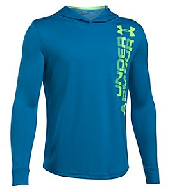 Under Armour Boys' 8-20 Textured UA Tech™ Hoodie