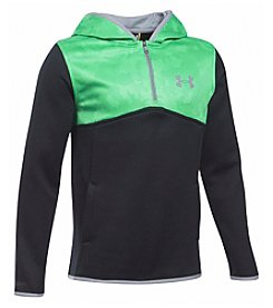 Under Armour Boys' 8-20 1/4 Zip Hoodie