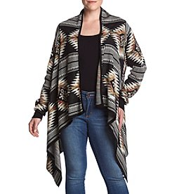 Ruff Hewn Plus Size Patterned Sweater