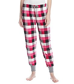 Zoe & Bella @BT Stocking and Plaid Pants Set