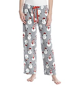Zoe & Bella @BT Stocking and Snowman Pants Set