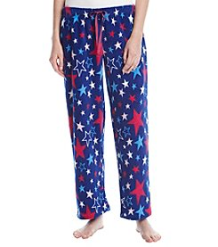 Zoe&Bella @BT Navy Stars Stocking and Microfleece Pants Set