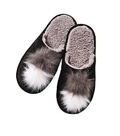 Cuddl Duds Women's Velvet Slide Slippers